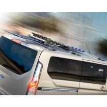1301032-Ford Original Zubehör Thule®+ Skiträger Deluxe 727 für den Ford Transit Custom 2012-