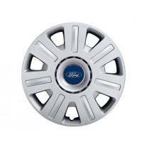 """1372312-Ford Original Radkappensatz 40,64 cm (16"""") für den Ford Galaxy 2010-2014"""