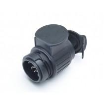 Adapterstecker für Elektrobausatz 13-polig an 7-polig (Adaptergehäuse) für Ford Fahrzeuge