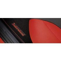 1558523-Ford Original Teppichfußmattensatz Velour vorne Ford Ka 2008-2012