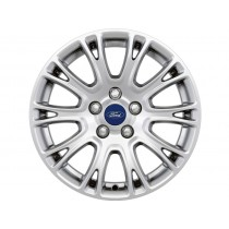 1702125-Ford Original Alufelge 16 Zoll 10x2-Speichen-Design Silber Ford