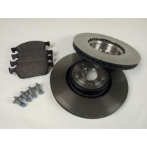 Reparatursatz Performance Bremse vorne Ford Focus III  2014-2018 ST 2.0 TDCi