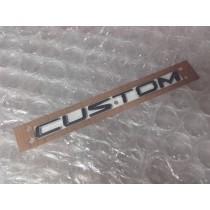 1792657-Ford Original Custom-Schriftzug hinten Ford Custom 2012-