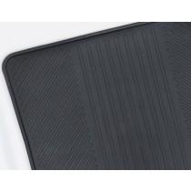Allwetterfußmatten hinten, schwarz für den Ford Transit Connect 2013-
