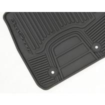 1848170-Ford Original Allwetterfußmatten vorne in schwarz für den Ford EcoSport 2013-2017