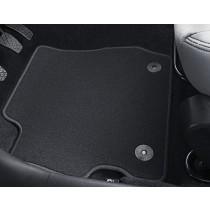 Fußmatten vorne schwarz Ford KA ab 2016-
