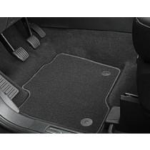 2183963 4 Teppichfußmatten Velour vorne und hinten für den Ford S-Max II 2016-