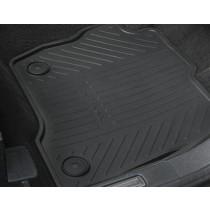 Allwetterfußmatten vorn, schwarz für den Ford S-Max II 2015-