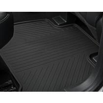 Allwetterfußmatten hinten (2. Sitzreihe), schwarz für den Ford S-Max II 2015-