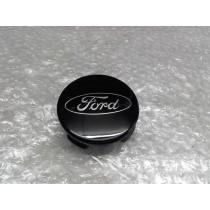2037230-Ford Original Nabendeckel Alufelge schwarz Ford Fiesta 2016-