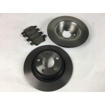 Reparatursatz Bremse hinten Ford Kuga II 2012-2016
