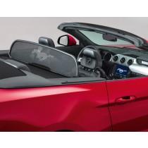 2063486-Ford Original Windschott zum Nachrüsten für den Ford Mustang Convertible 2015-