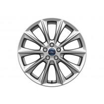 """Alufelge 45,72 cm (18"""") 10-Speichen-Design, Nickel-Optik für den Ford Kuga 2016-"""