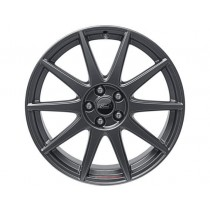"2231752-Ford Original Performance Rad 18"" - 10-Speichen-Design, Magnetite Matt für den Ford Focus III 2014-"