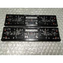 2569833-Ford Original Performance Kennzeichenhalter