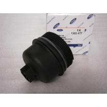 1303477-Ford Original Ölfilterdeckel Ford C-Max 2.0 Ltr. TDCI Dieselmotor 2010-2015