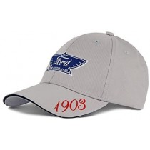 35020959-Original Ford Lifestyle Collection Ford Heritage Cap, Grau