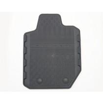Allwetterfußmatten vorn, schwarz für den Ford Ranger 2012-