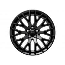 """Alufelge 48,26 cm (19"""") hinten, 10-Speichen-Y-Design, schwarz für den Ford Mustang 2015-"""