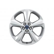 """Alufelge 48,26 cm (19"""") 5-Speichen-Design, silber für den Ford Edge 2016-"""