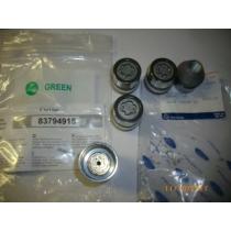 1 Bausatz abschließbare Radmuttern für die Original-Alufelge des Ford Fiesta VI 2008-2012