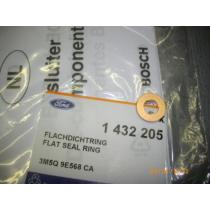 1432205-Ford Original Kupferring Einspritzdüse Ford EcoSport 1.5 Ltr. TDCi Dieselmotor 2013