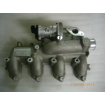 Ansaugkrümmer mit AGR-Ventil für den Ford Connect 1.8 TDCi 2007-2013