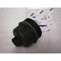 1303477-Ford Original Ölfilterdeckel Ford Custom 2.2 Ltr. TDCI Dieselmotor 2012-2016