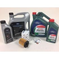 Ölwechselkit Ford Focus II 1.6 Ltr. TDCi Dieselmotor 2004-2010